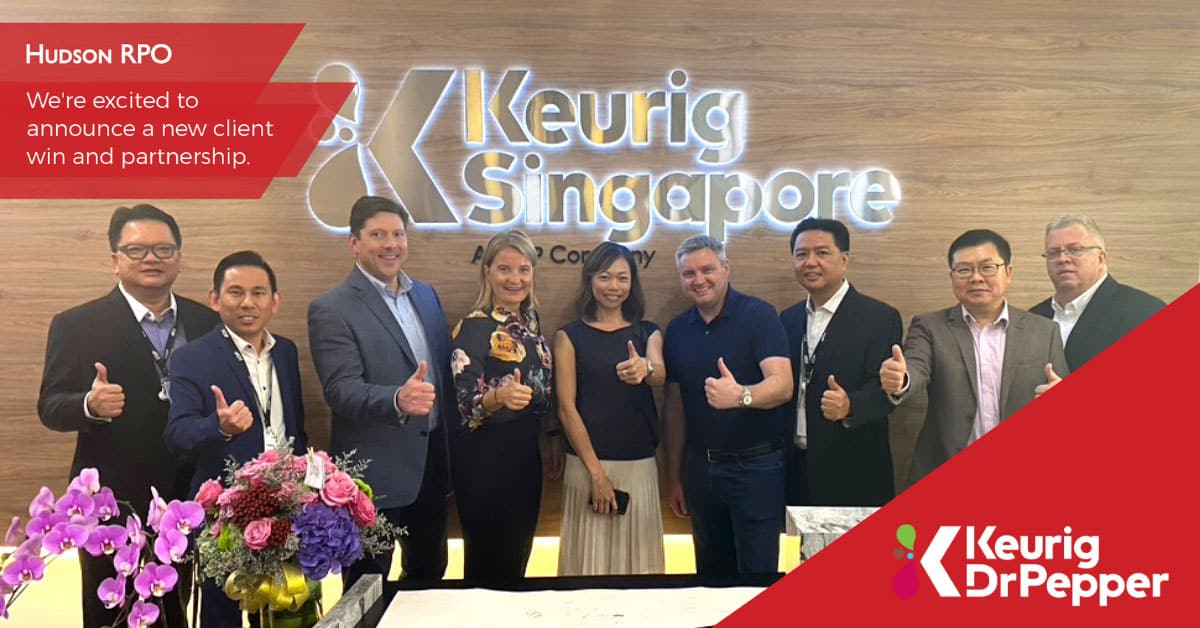 Client win in Singapore